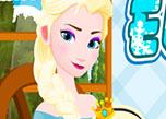 play Elsa Queen Nurse Baby