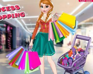 play Ice Princess Mall Shopping