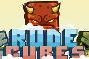 Rude Cubes Girl game