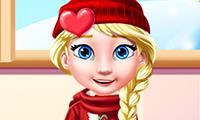 play Princess Doll Christmas Decoration