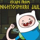 play Adventure Time Escape From Nightosphere Jail