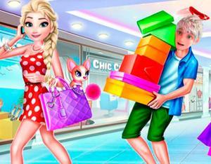 Elsa Sale Rush game