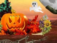 play Halloween Snake Escape