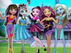 Welcome To Monster High game
