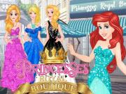 Princesses Royal Boutique game