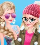 Elsa Warm Season Vs Cold Season game