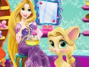 Rapunzel Cat Care 2 game