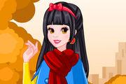 Snow White Cute Dress Up game