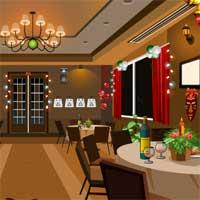 play New-Year-Party-Restaurant-Escape-Knfgame