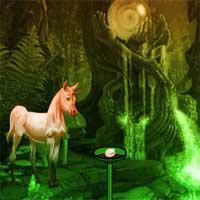 Unicorn-Fantasy-Valley-Escape game