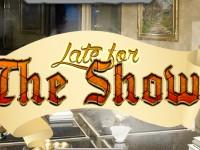 play Late For The Show
