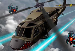 Chopper Assault game