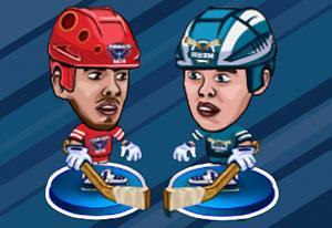 Hockey Legends game