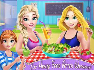 play Cooking After Workout