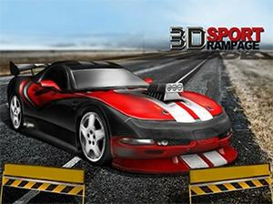3D Sport Rampage game