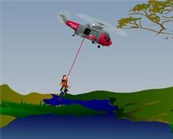 Chopper Rescue game