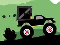 play Monster Truck - Forest Delivery