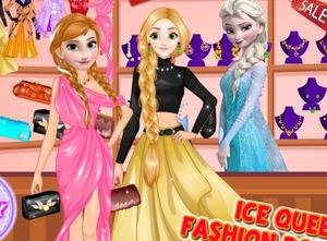 Ice Queen Fashion Boutique game