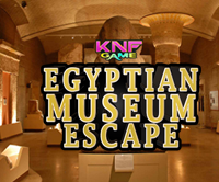 Egyptian Museum Escape game