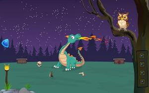 Baby Dinosaur Rescue game