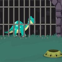 Games2Jolly Baby Dinosaur Rescue game