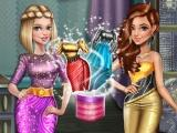 Dolly Party Dress Up game