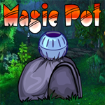 Magic Pot Escape game