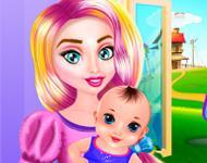 Pretty Newborn Baby game