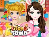 Toy Town game
