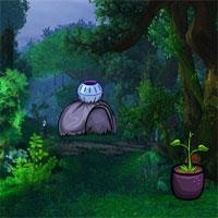 Magic Pot Escape game