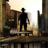 365Escape Western 2 game
