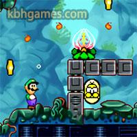 play Luigi And The Island Of Mystery