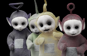 Five Nights At Teletubbies game