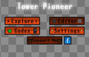 Tower Pioneer - Towerneer game