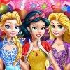 Princesses Birthday Party game