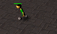 Street Football Online 3D game