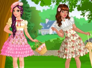 play Loving Nature Dress Up