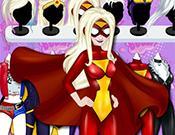 Pow Princesses Comics Boom Heroines game