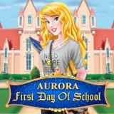 Aurora First Day Of School game
