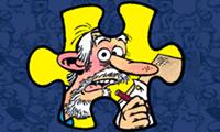 Jumbo Jigsaw game
