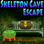 play Skeleton Cave Escape