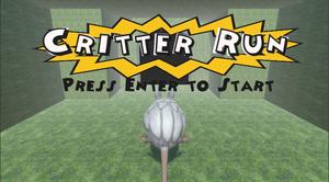 play Critter Run