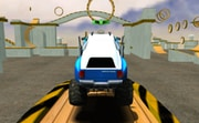 play Monster Truck 3D Arena Stunts