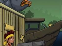 Litttle Boy Adventure game