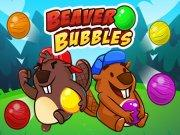 Beaver Bubbles game