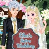Elsa'S Retro Wedding game