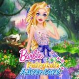 Barbie'S Fairytale Adventure game