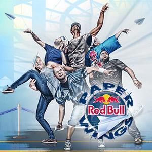 play Red Bull: Paper Wings