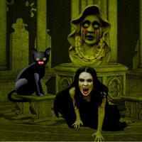 play Escape From Vampire Castle