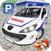 play Snow City Police Parking : Real Driving Test